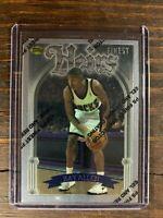 Ray Allen Rookie Basketball Card #252 Topps Finest Milwaukee Bucks NBA HOF SSP