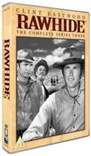 Rawhide The Complete Series Three - DVD Region 2