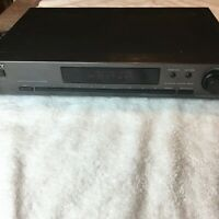 Vintage Sony model ST-JX531 AM/FM Stereo Synthesizer Tuner FREE FAST SHIPPING