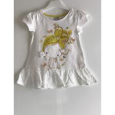 TU GIRLS BUTTERFLY DREAM DRESS - Size UK2-3YEARS