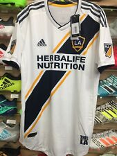 adidas la galaxy jersey #9 Ibrahimovic Adizero Size Medium  Only