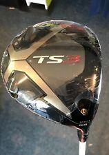 NEW: TITLEIST TS3 DRIVER 8.5 Degree, Project X EvenFlow 6.5 X-Stiff. GP Grip.