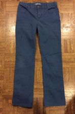 Boys Gap Kids Pants Blue Straight Fit Size 12 Good Condition