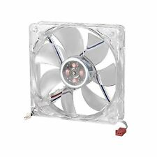 CoolerMaster BC 120 Clear Frame White LED 120mm 1200RPM Case Fan