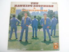 THE HAWKING BROTHERS & the WILDWOODS - RARE OZ LP