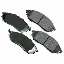 FRONT BRAKE PADS FOR INFINITI METALLIC FITS EX35 EX37 FX35 FX37 FX45 G35 G37