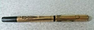 VINTAGE / RETRO FOUNTAIN PEN- GOLD PLATED   - WATERMAN  -0552 1/2 SPARES