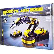 OWI RC Robotic ARM EDGE, Remote Control Toy ROBOT ARM GRIPPER, OWI-535