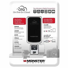 Monster On-The-Go-Cloud Storage Hard Drive