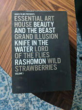 Essential Art House: Vol. 1 - Beauty And The Beast / Grand Illusion / Knife...