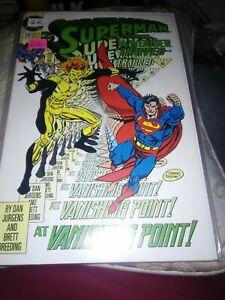 Superman #73A, DC, 1992, 2nd Doomsday Cameo, NM-