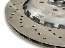 Genuine BMW M Brake disc ventilated, perforated,LEFT  PN: 34212284103 UK