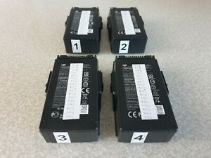 Drone Battery Stickers DJI Mavic Air Numbers and Charge Cycles