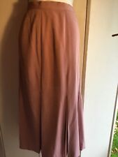 Jacques Vert Skirt Size 16 fully lined colour Dusky Pink