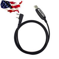 USB Program Programming Cable for Baofeng UV5R/888s Kenwood Retevis H777 Radios