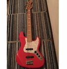 Rare PhotoGenic 70's 4 String Jazz Electric Bass with Soft Case for sale