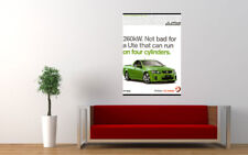 """2009 VE HOLDEN SSV UTE PRINT WALL POSTER PICTURE 33.1""""x23.4"""""""