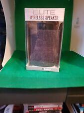 Elite  Wireless Bluetooth Speaker - Black