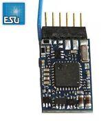 ESU 54688 LokPilot micro V4.0 Decoder MM/DCC/SX 6-polig Direkt - NEU + OVP