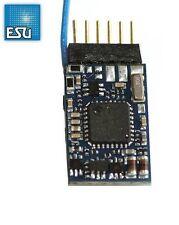 ESU 54688 locomotive driver micro V4. 0 Decoder MM/DCC/SX 6-pin Direct