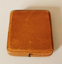 altes Uhrenetui für Taschenuhr