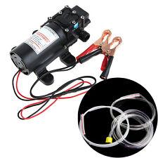 DC12V 5L Transfer Pump Extractor Oil Fluid Scavenge Vacuum Suction For Car Boat