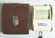 Gossen Sixtomat Light Exposure Meter with Case Vintage UK Fast Post