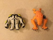 Ben 10 Figure Lot (2006) (Wildmutt & Cannonbolt) (4 Inch)