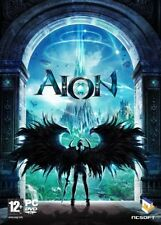 Aion Game for PC DVD Rom MMO with First 30 Days Online Sub Included - New Sealed