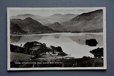 R&L Postcard: Derwentwater from Castle Head Keswick, GP Abraham Real Photo