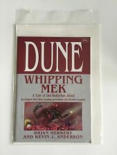 DUNE: WHIPPING MEK ~ Brian Herbert & Kevin Anderson RARE PROMO –FULL SHORT STORY