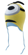 New Disney Minions Knitted  Beanie Hat infants