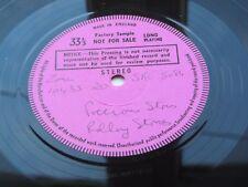 THE ROLLING STONES  1ST  UK  LP  PRECIOUS STONES TEST  PRESSING  STONE AGE