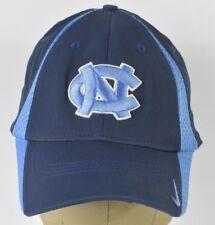 71b10f7d92c Navy Blue North Carolina Tar Heels Team Logo Embroidered Baseball Hat Cap  Fitted