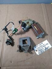 OEM 77-79 LINCOLN CONTINENTAL MARK V SUNROOF MOTOR, SWITCH, HARNESS, AND BRACKET