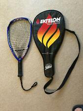 Ektelon O3 Blue Racquetball Racquet Grip 3200-3400 Power Lvl Triple Threat Blue
