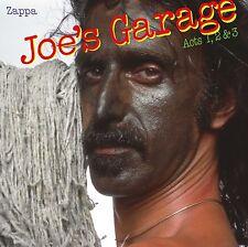 Frank Zappa JOE'S GARAGE ACTS 1, 2 & 3 Remastered 180g NEW SEALED VINYL 3 LP