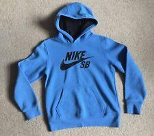 Nike Blue Hoodie Age 10-12