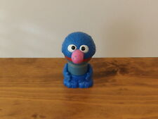 HTF  Sesame Street Play Town GROVER Figure Learning Curve Wood & Plastic *
