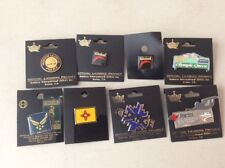 Lot Of 8 Olympic Salt Lake City SLC 2002 Winter Olympics Pins