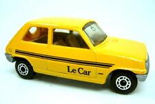 Top de Matchbox Superfast Nr. 21 C Renault 5 TL amarillo