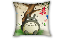 Cute Totoro New Home Decor Bed Car Multi-style Pattern Cushion Cover Pillow Case