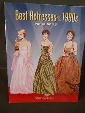 Tom Tierney Paper Dolls, Best Actresses of the 1990's
