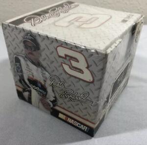 """2003 NASCAR Dale Earnhardt Sr #3 Personal Note Cube 3.5"""" Paper Desk Notes Holder"""