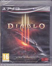 Ps3 PlayStation 3 DIABLO III 3 nuovo sigillato italiano pal
