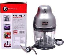lnalsa Easy Chop Dx Mini Electric Chopper (Silver) Hand Blender - Easychop