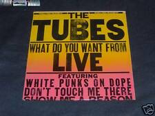 The tubes - What do you want from live  2LP 1978