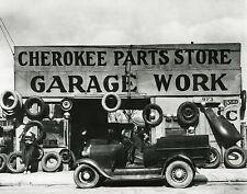 Walker EVANS: Auto Parts Shop, Atlanta, GA, 1936/ FSA / Silver Print/ Prtd 1979