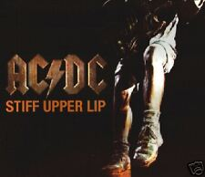 AC/DC AC DC Stiff Upper Lip w/ 2 RARE LIVE TRX GERMAN CD Single SEALED 1996