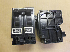 General Switch Type Ga Ga220 2 pole 20 amp 120/240v Circuit Breaker chipped